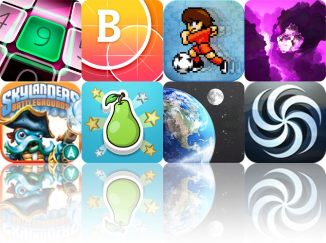 Todays Apps Gone Free: Nozoku Rush, BubbleFrame, Pixel Cup Soccer And More