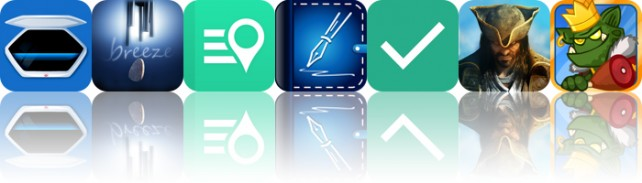 Todays apps gone free: SmartScan Express, Breeze, IdeaPlaces and more