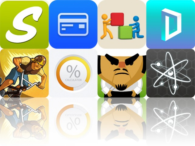 Todays apps gone free: Splittr, Card Mate Pro, Color Tower and more