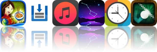 Todays apps gone free: Cooking Academy 2, RetainIt, My Music and more
