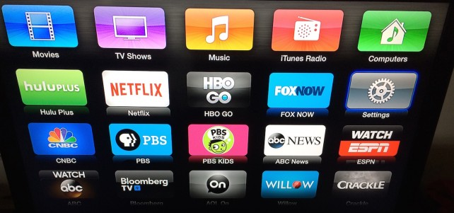Apple subscription TV plan could be a large revenue stream