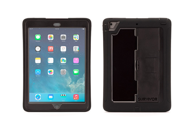 Griffins new Survivor Slim case protects an iPad Air without being bulky