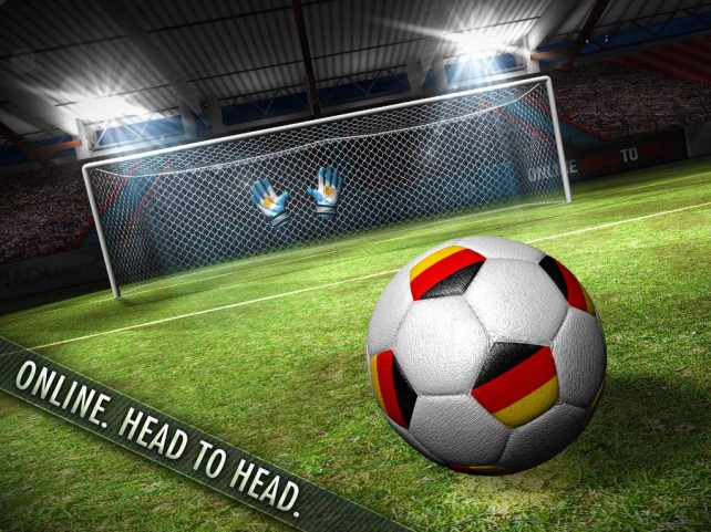 Naquatic Scores A Goal As It Kicks Off Soccer Showdown 2015 On The App Store