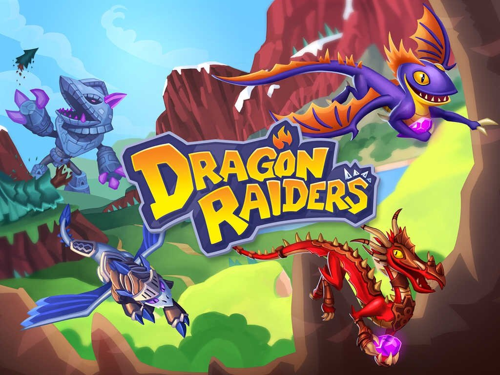 Level Based Flying Adventure Game Dragon Raiders Takes Flight On The