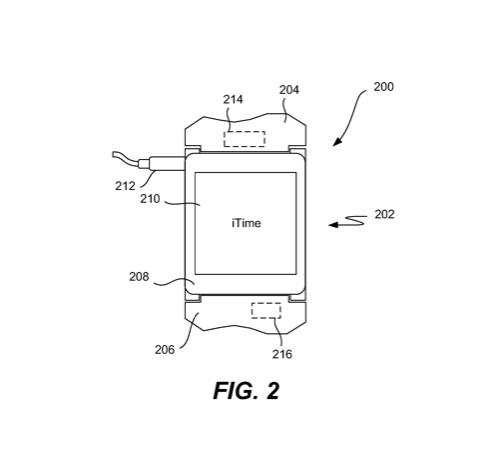 Newly granted Apple patent details an 'iTime' smart watch