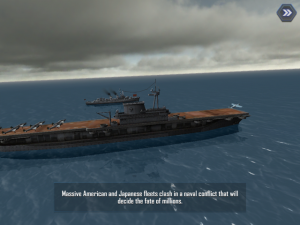 Battle Fleet 2: WW2 in the Pacific by Capital j Media LLC screenshot