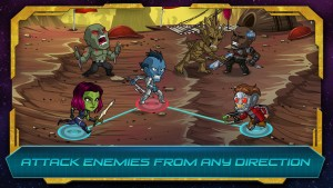 Retrieve pieces of a dangerous weapon as a band of misfit heroes in our Game of the Week!