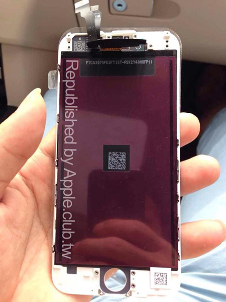 "Is this Apple's ""iPhone 6"" device?"