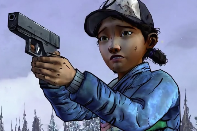 There's 'No Going Back' in the upcoming Walking Dead: The Game – Season 2 finale