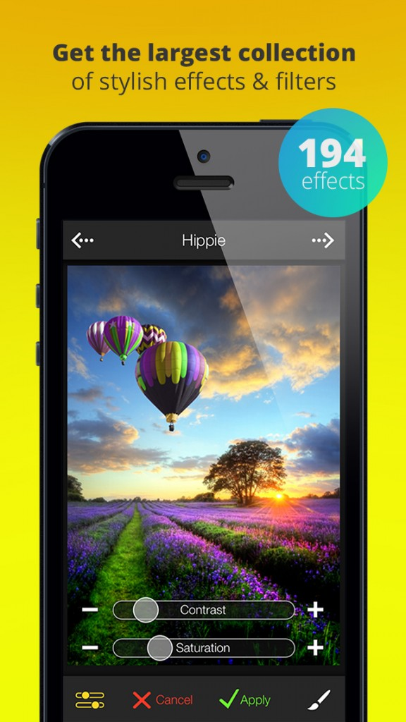 FX Photo Studio 6.0 features complete redesign for iOS 7 plus new features