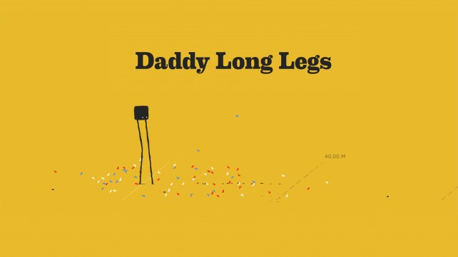 Daddy Long Legs will hilariously stumble onto the App Store Sept. 15