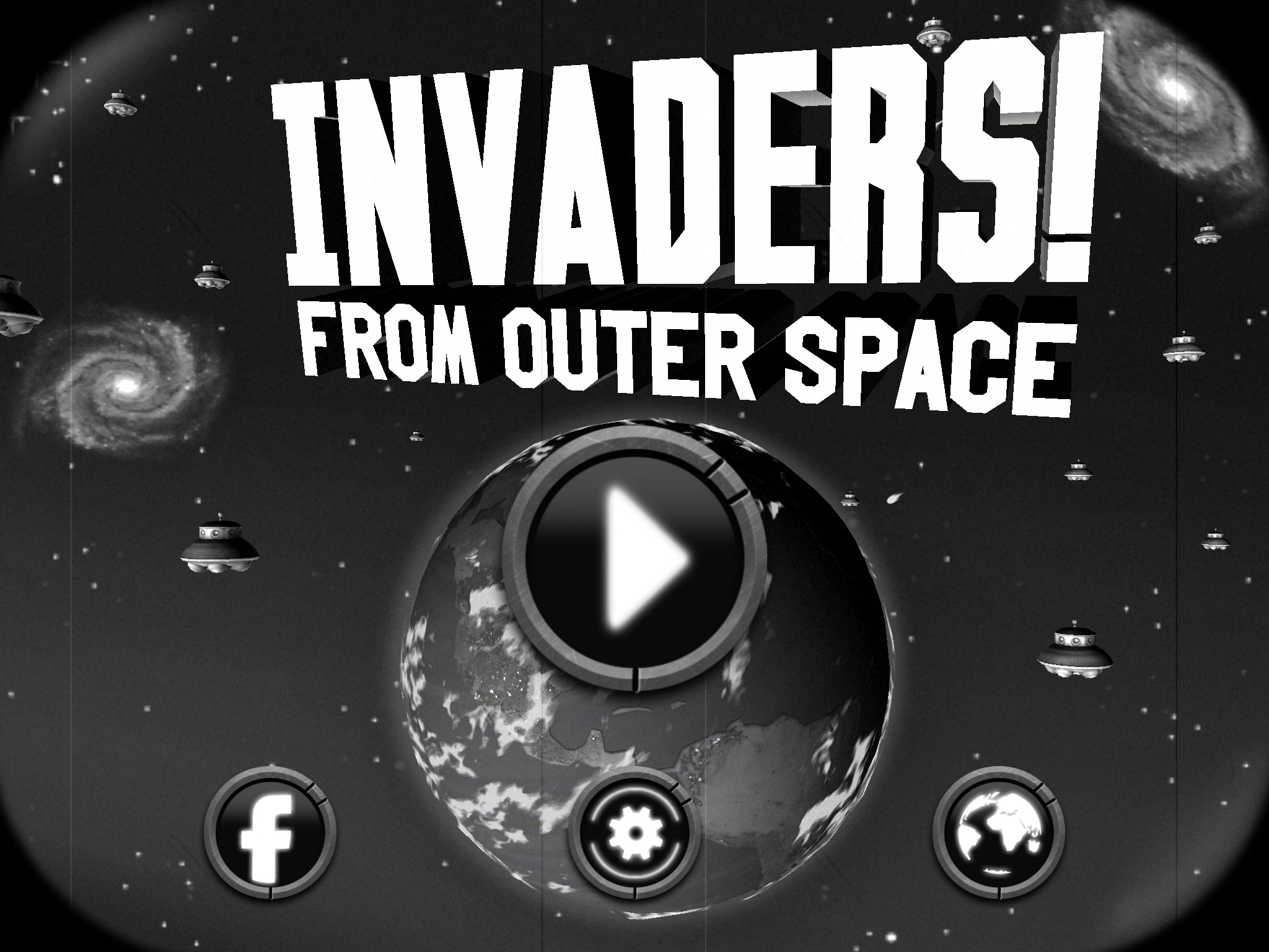 """invasion from outer space About the short """"the incredible invasion of the 20,000 giant robots from outer space"""" was produced in 2000 by 3-d revolution production's."""