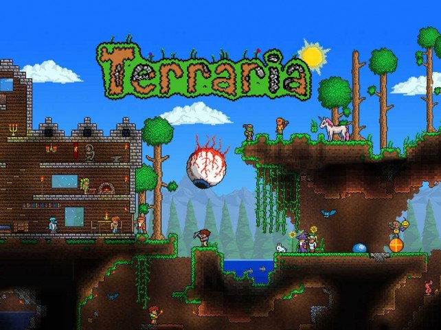 Terraria for iOS gets biggest update yet featuring Hard Mode, combat targeting and more