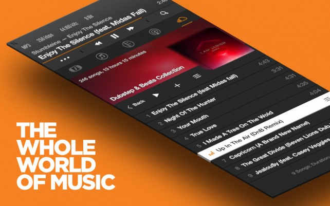 Vox 2.1 adds SoundCloud integration and more to popular music player app for Mac