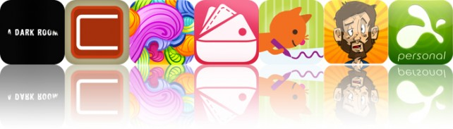 Todays apps gone free: A Dark Room, Crush, Fingerpaint Magic II and more