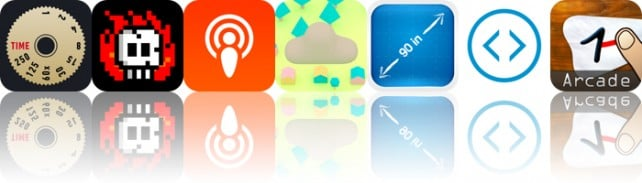 Todays apps gone free: Time Lapse, Pixel Hell, Instacast and more
