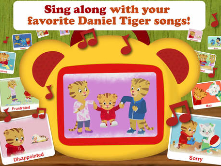 Daniel Tigers Grr-ific Feelings helps kids identify and express their feelings