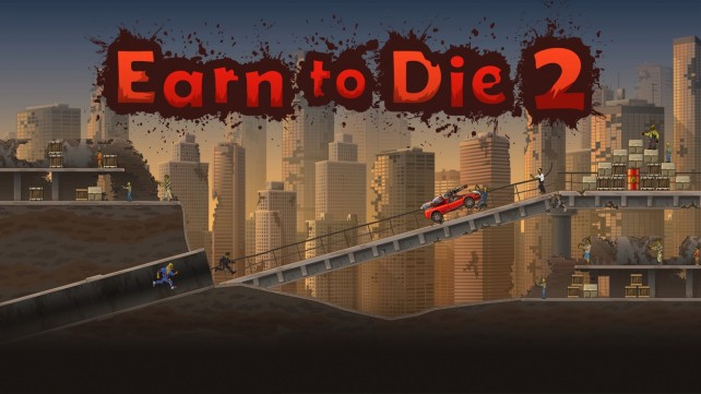 The post-apocalyptic Earn to Die 2 will race onto iOS in late 2014