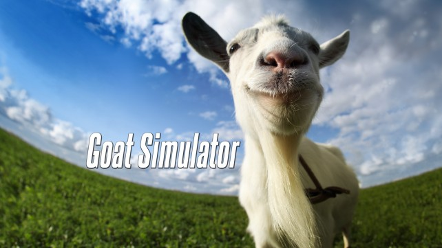 The original Goat Simulator found on Steam is coming to iOS in September