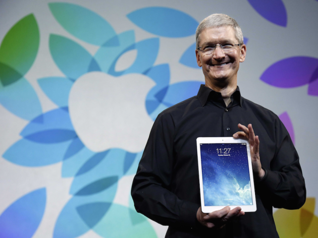 Apple's partner manufacturers ramping up production of components for 'iPad Air 2′
