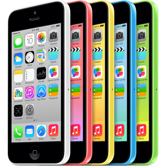 Verizon retires the 32 GB iPhone 5c ahead of Apples iPhone 6 launch