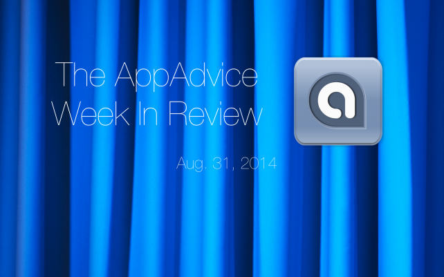 The AppAdvice week in review: Apple's Sept. 9 'iPhone 6′ and 'iWatch' event set