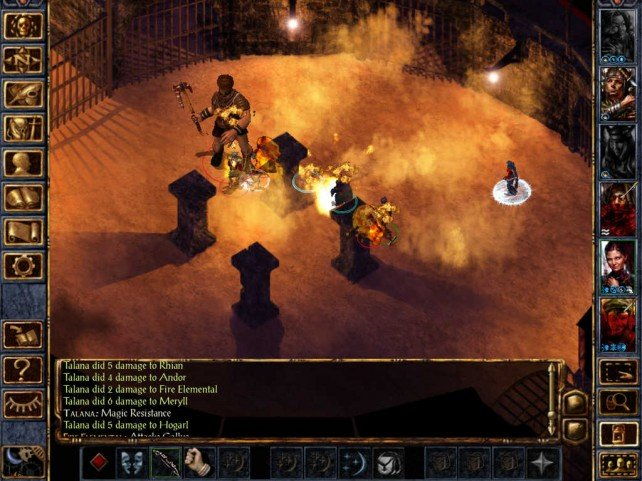 Baldur's Gate: Enhanced Edition updated with iPhone support plus improvements
