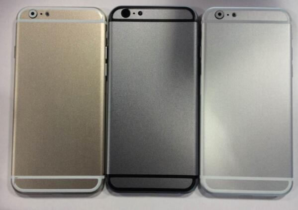 Foxconn employee charged with stealing shells for Apple's iPhone 6
