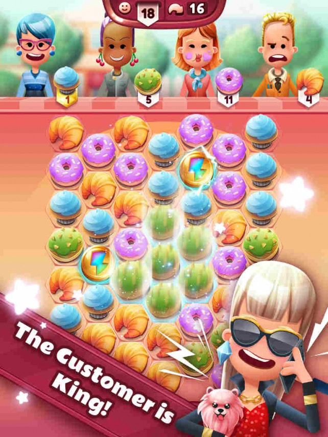 DeNA takes on King's Candy Crush Saga with new Cupcake Carnival match-three puzzler