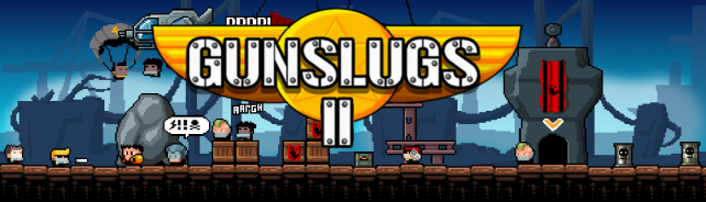 Gunslugs 2 gets an impressive new trailer, set to launch later this year