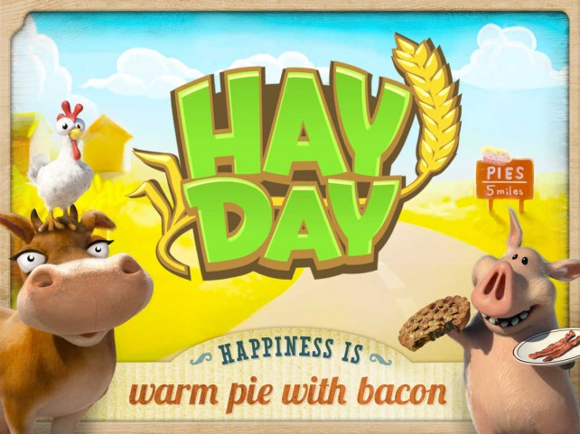 Supercell's Hay Day updated with holiday theme, ducks, iPhone 6 support and more
