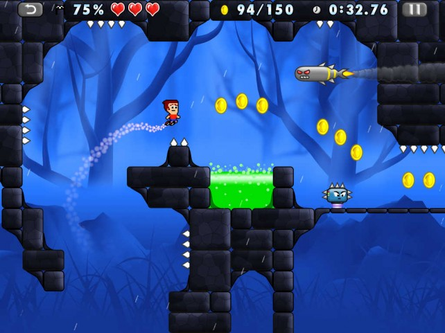These boots are made for flying: Mikey Hooks sequel Mikey Boots out now on iOS