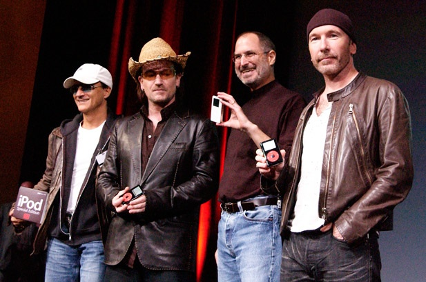Apple and U2 reportedly working on marketing tie-up for 'iPhone 6′