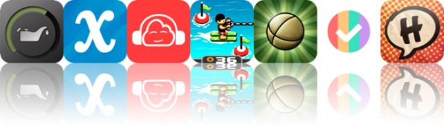 Todays apps gone free: RememberTheOil, Algebra Touch, Eddy and more