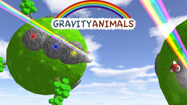 Blast off to a 3-D space adventure in Gravity Animals on Sept. 18