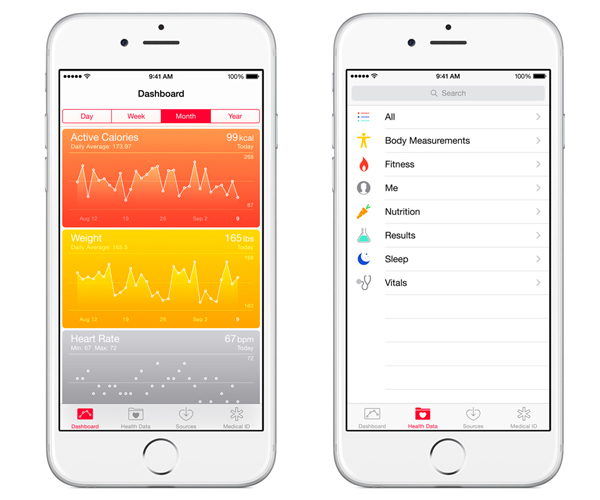 Heatlh record providers Cerner and Athenahealth working with Apple on HealthKit apps