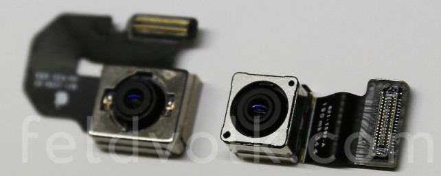 New images purportedly show camera and other parts for Apple's 5.5-inch 'iPhone 6′