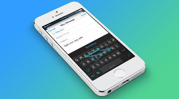 Just in time for iOS 8, the SwiftKey Keyboard will arrive for iPhone and iPad on Sept. 17