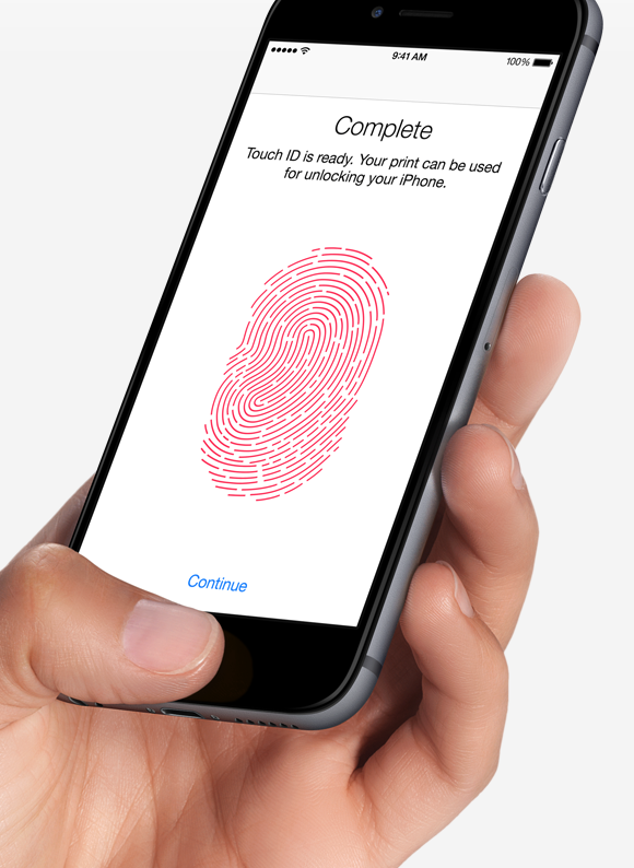 How to set up Touch ID on your new iPhone 6