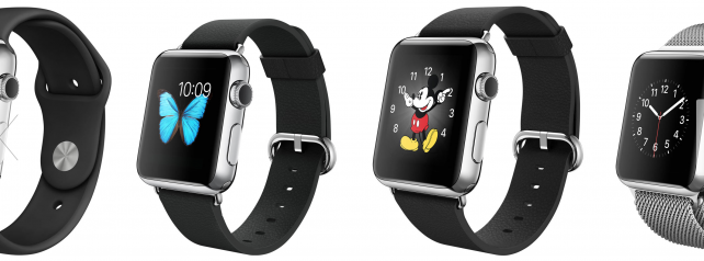 Production on the Apple Watch to begin in January
