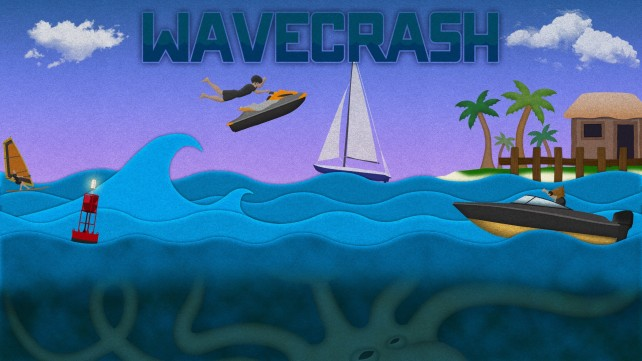 Wave Crash is an aquatic runner making a splash on iOS this winter