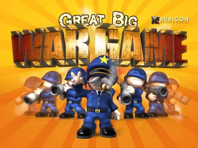 All iOS games from Great Big War Game developer Rubicon are free this weekend only
