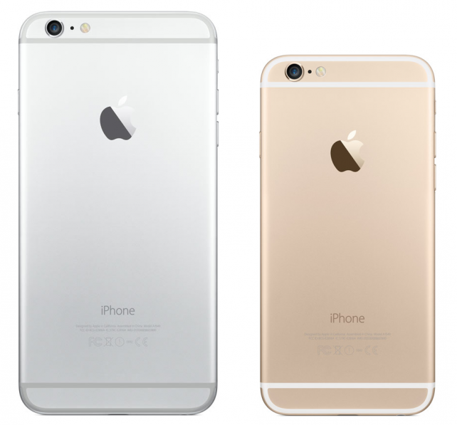 People are buying iPhone 6 and iPhone 6 Plus units in record numbers