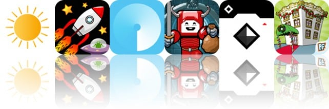 Todays apps gone free: WeatherWheel, Math Blast, Since I and more