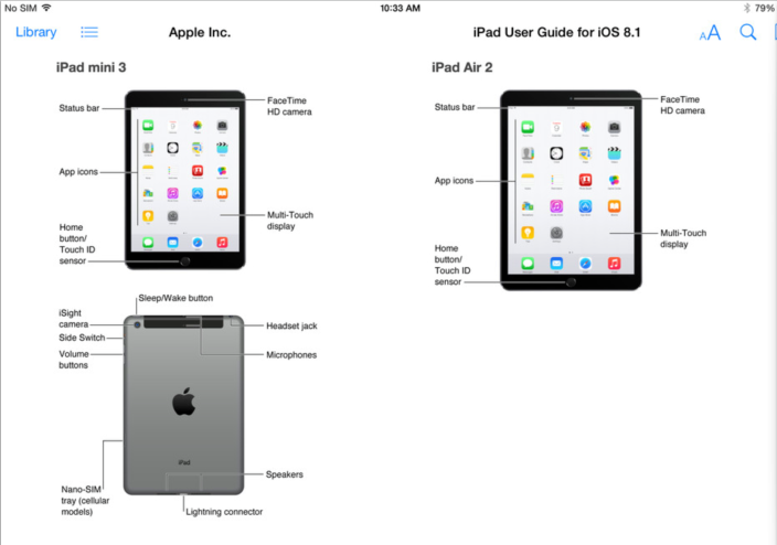 Apple Accidentally Leaks Information About The New Ipad Air 2 And