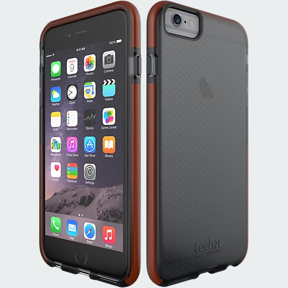 Tech21′s iPhone 6 and iPhone 6 Plus cases offer superior protection without the bulk