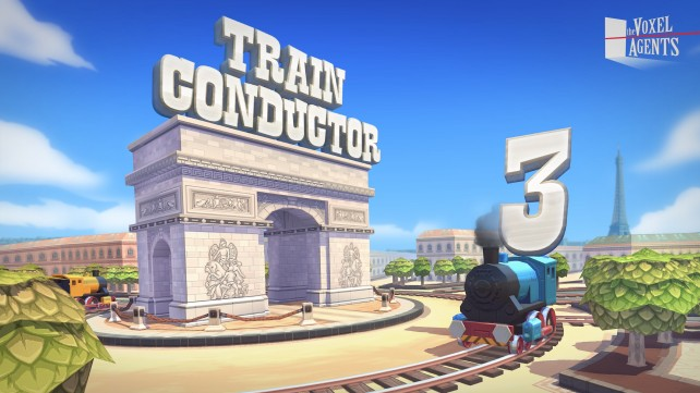 All aboard the upcoming train management sequel Train Conductor 3