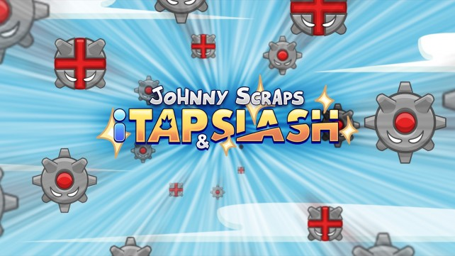 Help Johnny defend and save the scrap yard in Johnny Scraps: iTap & Slash, coming soon