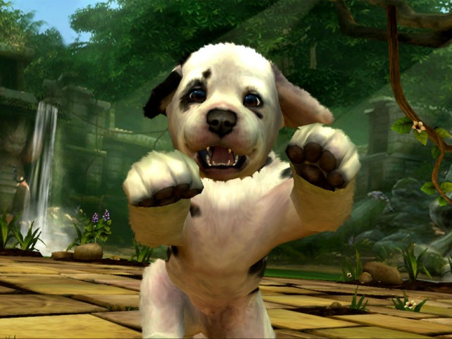 What's up, dog? Microsoft unleashes new Kinectimals game for iOS