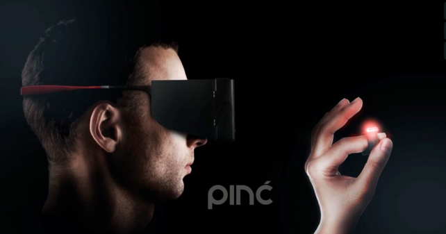Pin me, I'm dreaming: New iPhone 6 case doubles as virtual reality headset